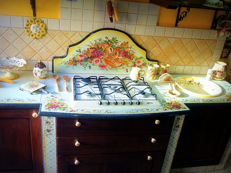 Beautiful Cucine In Pietra Ideas - Ideas & Design 2017 ...