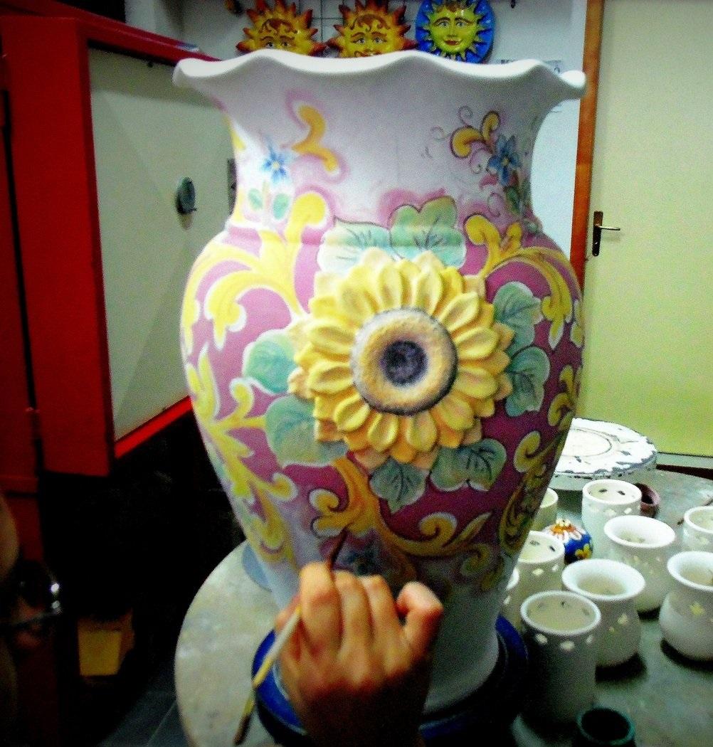 La Ceramica Siciliana